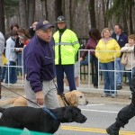 Four-Legged Friends Lend A Helping Paw After Boston Tragedy