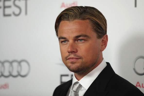 The Leonardo DiCaprio Fondation once again works to save the world's tiger populations. Photo Credit: Yahoo
