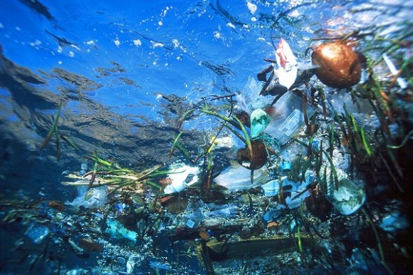 Boyan Slat plans to clean up the world's oceans in just five years. Photo Credit: The Daily Galaxy