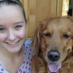 13-Year-Old Invents Device For Dog Anxiety